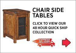 Chairside Tables